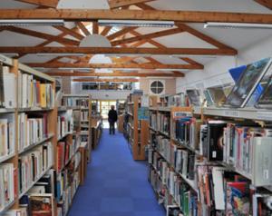 service bibliothèque